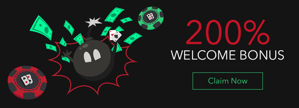 Welcome Bonus Boombet Casino